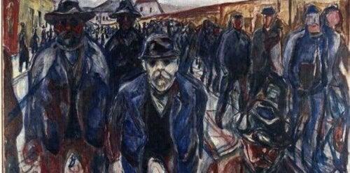 Et maleri av Munch.