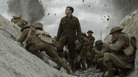 Filmen 1917: Kvaler i én enkelt sekvens