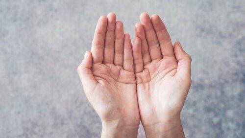 Gerstmanns syndrom: Når du ikke kan gjenkjenne fingrene dine