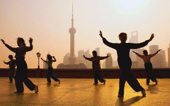 Chi er en energi som ifølge orientalerne kan konsentreres.