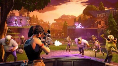 Fenomenet Fortnite fra Epic Games