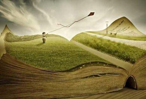 Historier og fabler blir ofte brukt i metaforisk terapi.