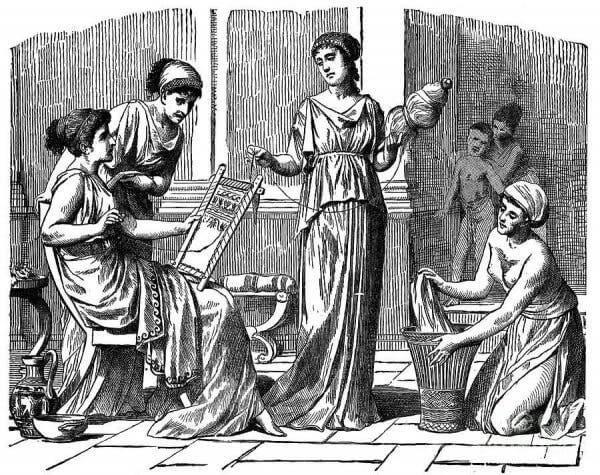 Den egyptiske gynekologen Metrodora var virkelig forut for sin tid.