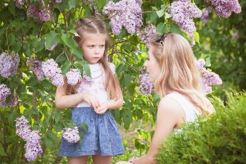Ta tilbake kontrollen som foreldre ved å snakke med barna