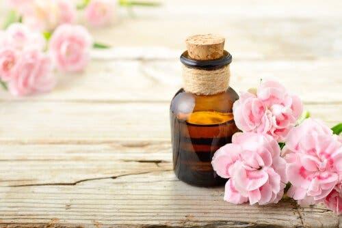 Sanselig aromaterapi gir avslapning.