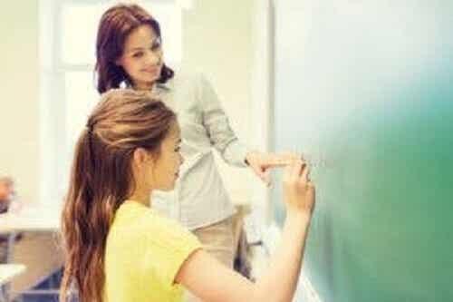 Undervise barn i matematikk og problemløsning