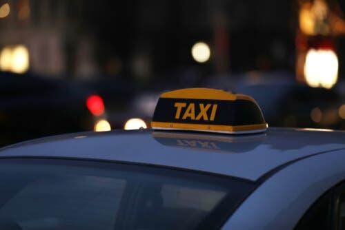 Å kjøre taxi er en av de stressende jobbene.