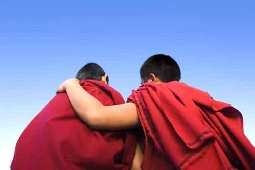 De tibetanske munkene som overrasket forskere