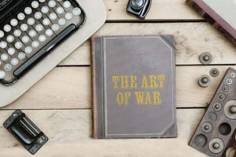 Kunsten å krige-boka.
