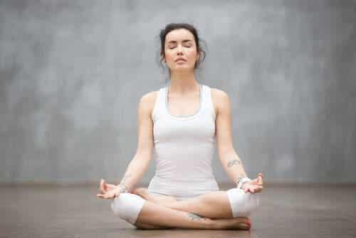 Susan Lee Smalley og genendringer gjennom meditasjon