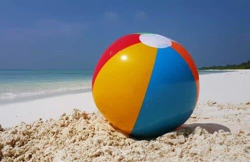Strandballmetaforen for følelsesmessig regulering