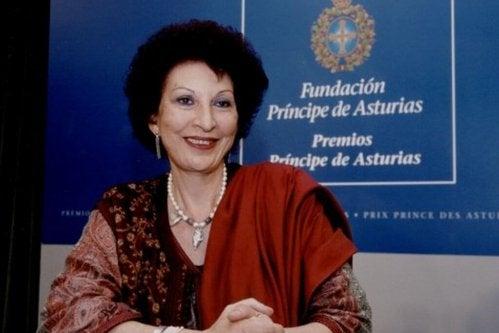 Fatima Mernissi er en av flere feminister i den arabiske verden.
