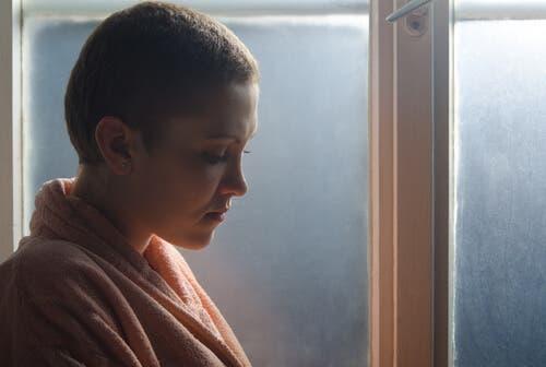 Angst og redsel for tanken på gynekologisk kreft