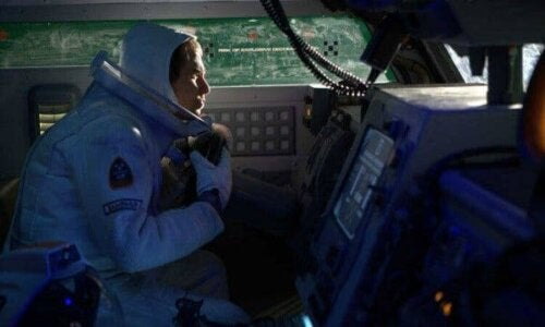 Filmen Moon, regissert av Duncan Jones