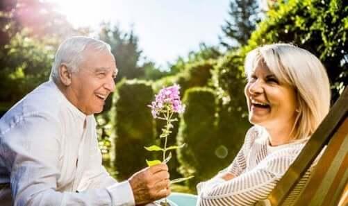 Høyere forventet levealder kan føre til mer glede i alderdommen.
