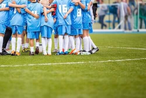 Psykologiens rolle i ungdomsfotball