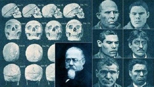 Cesare Lombroso og hans teori om kriminologi