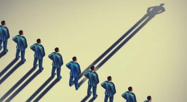 Identitetsfusjon: Det personlige og det sosiale møtes