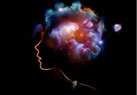 Et bilde som representerer de vanligste kognitive forvrengningene i angst.