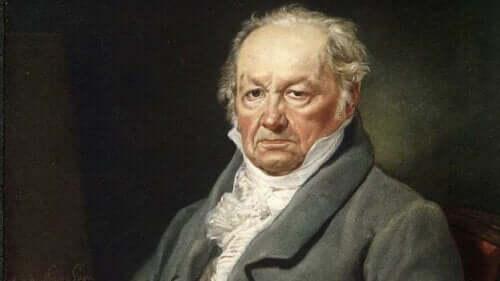 Et portrett av Francisco de Goya.