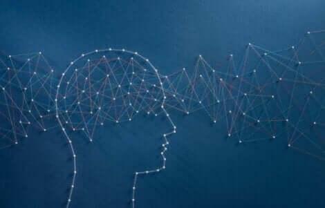 Et sinn med forskjellige tråder fulle av informasjon.