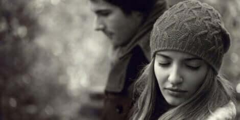 Hvorfor går folk som elsker hverandre fra hverandre?