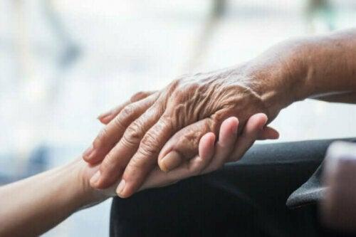 Palliativ psykologisk pleie for terminal sykdom