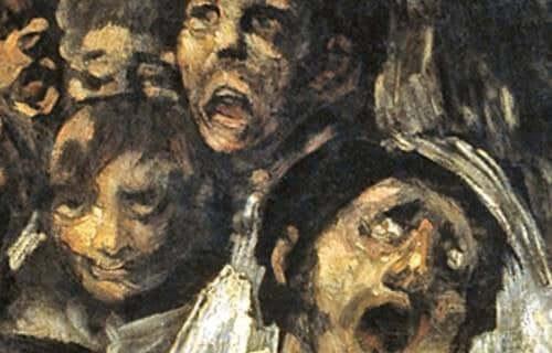 "Psykologien til Goyas ""svarte malerier"""
