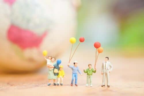 Familiemyter og hvilken innvirkning de har på oss