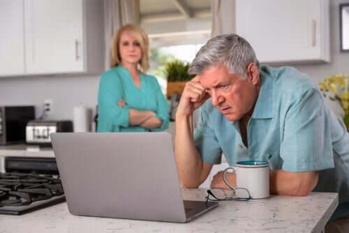 De psykiske innvirkningene av evig arbeidsledighet
