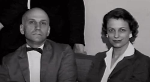 William Masters og Virginia Johnson.