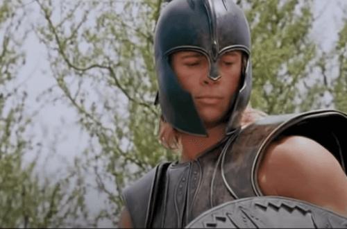 Myten om Akilles som film.
