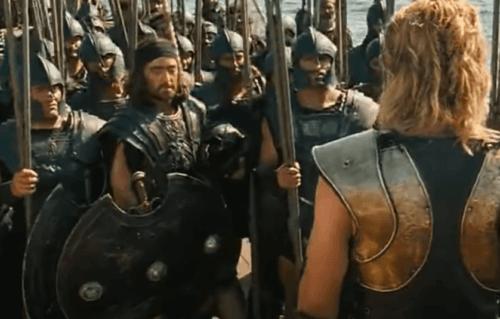 Trojanerkrigen.