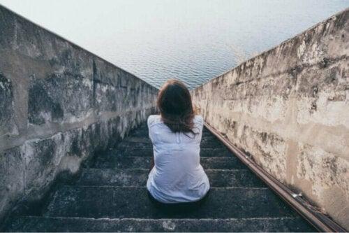 Vanskeligheten med å møte følelsen av tomhet
