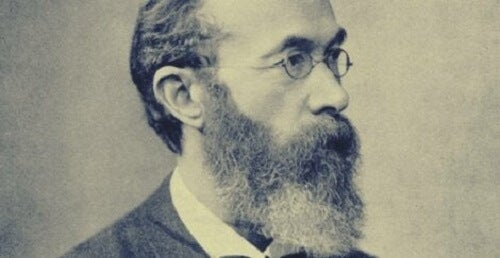 Foto av Wilhelm Wundt.