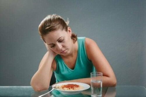Tap av matlyst: Hvorfor oppstår det?