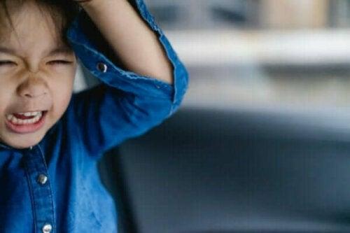 Kan man rette på oppførselen til bortskjemte barn?