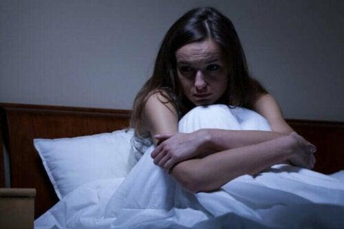 Årsaker til og behandling av angst om natten