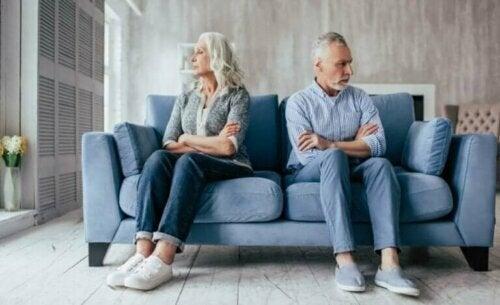 Å gå gjennom skilsmissen til foreldrene dine som voksen