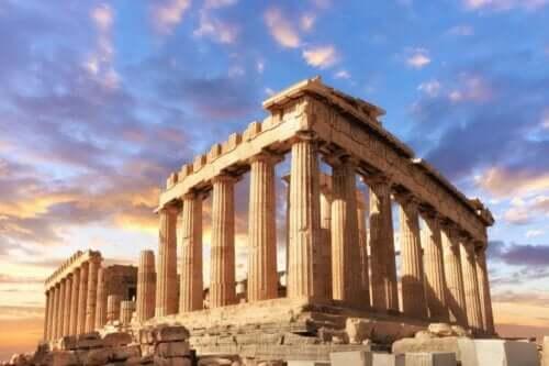 Antikkens Hellas.