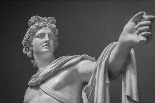 Myten om Apollo, guden av profetier