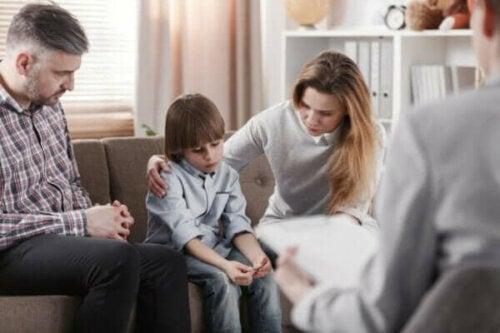 Barn i terapi: Å løse dysfunksjonalitet