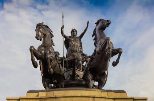 Les om Boudicca, den opprørske dronningen