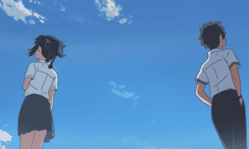 Your name.: Den japanske filmen av tradisjoner, trender og myter