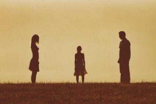 Tre mennesker.