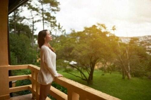 De psykiske fordelene ved å bo i landlige omgivelser