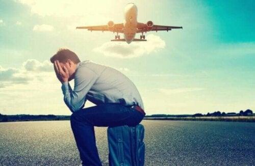 Hodofobi eller frykt for å reise: Hva er det?