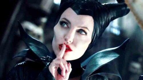 En scene fra Maleficent.