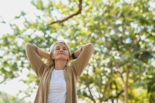 Seks måter å øke endorfiner og føle seg bedre på