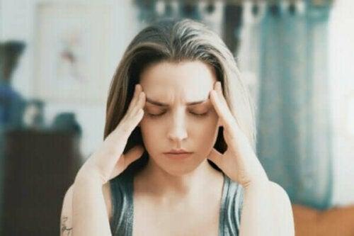 De mange forskjellige typene av stress